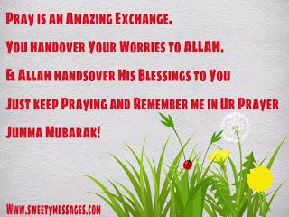 jumma pray