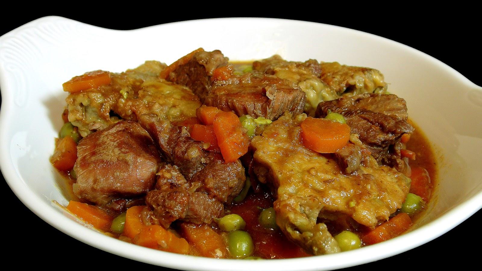 Cocinar para los amigos pavo en menestra - Menestra de verduras en texturas ...