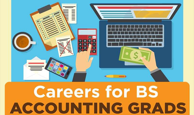 Careers for BS in Accounting Grads