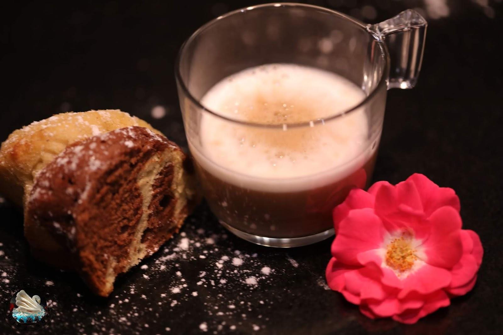 Bundt cake gousses de vanille chocolat