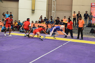 Puneri Paltan joins hands with AIASHA (All India Andh Stri Hitt Association) to empower the visually impaired Kabaddi players