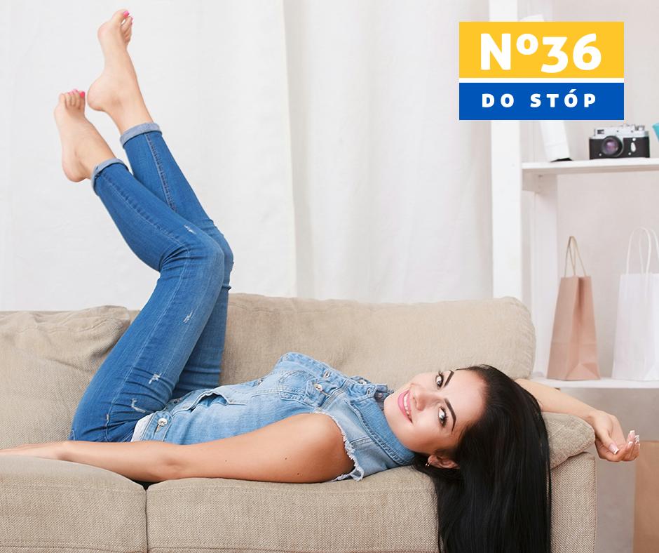 No36 do stóp - recenzja produktów