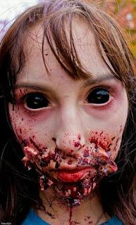 Maquillaje de Terror, Halloween