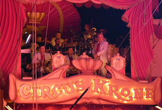 Orquesta del Krone Circus.