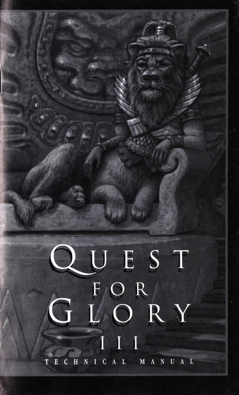 The Adventure Gamer: Game 95: Quest for Glory III: Wages of