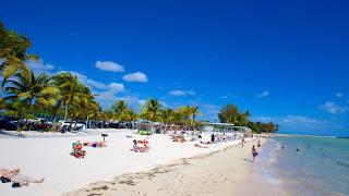 Playa de Higgs en Cayo Hueso