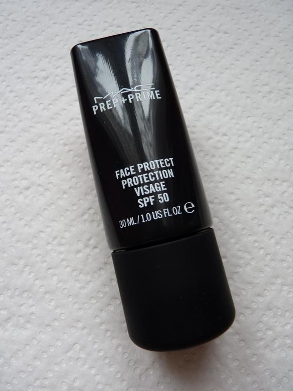 MAC Prep+Prime SPF 50/PA++ Face Protect – Baza pod podkład z filtrem SPF50