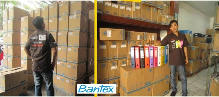 Distributor Bantex di Pusat ATK Grosir Mangga Dua Jakarta Pusat
