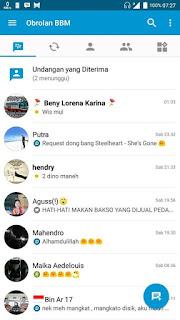 BBM MOD Official Pure Base v3.2.0.6 Apk Terbaru 2016 3