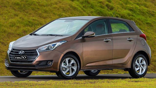 Ranking: 60 veículos mais vendidos no Brasil - Jan/2018
