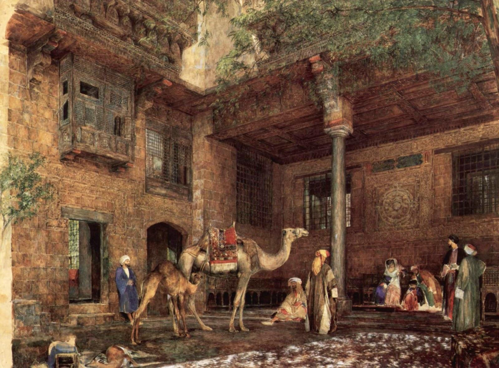 Old vintage slave market - 2 part 6