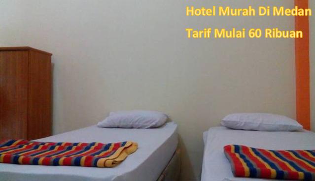 23 Hotel Murah Di Medan Tarif Mulai 60 Ribuan Dan 100
