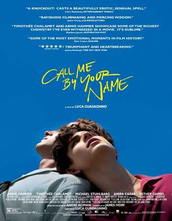 Watch Online Call Me by Your Name 2017 720P HD x264 Free Download Via High Speed One Click Direct Single Links At WorldFree4u.Com