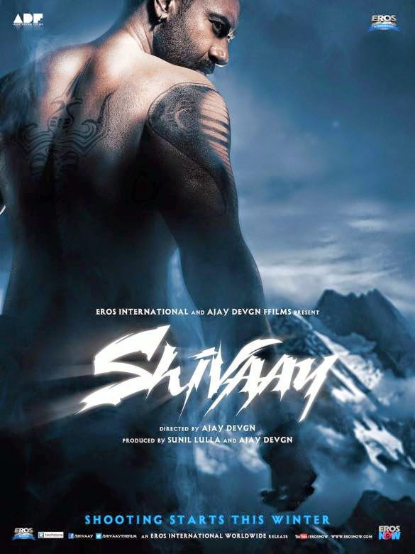 Back Side Girl Wallpaper Ajay Devgn Staring Shivaay Movie First Look Lauched