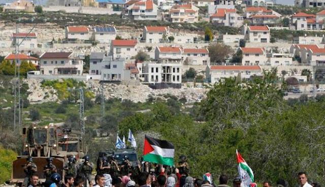 Uni Eropa Kecam Perluasan Permukiman Ilegal Israel