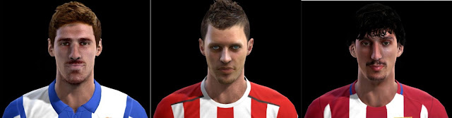 PES 2013 Update Facepack 21 Oct 2016 by Pablobyk