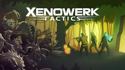 Xenowerk Tactics Apk + Data Full Download
