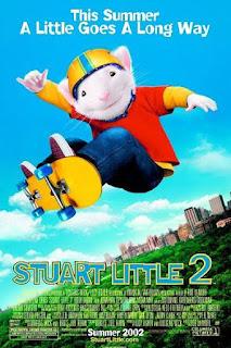 Stuart Little 2 (2002) สจ๊วต ลิตเติ้ล เจ้าหนูแสนซน 2