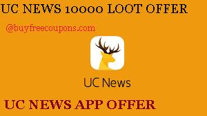 earn money using uc news app