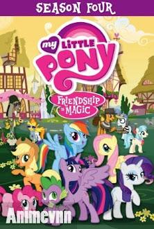 Pony Bé Nhỏ Đáng Yêu Phần 4 - My Little Pony Friendship is Magic SS4 2014 Poster