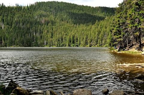 Šumavské dobrodružství - Čertovo jezero