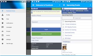 مشكل ثقل تطبيق الفيسبوك