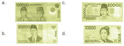 Soal Matematika Kelas 3 Bab 4 – Uang
