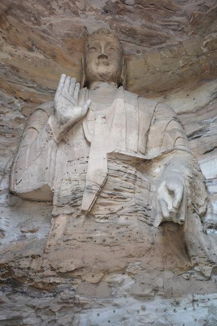 Bouddha géant à Datong