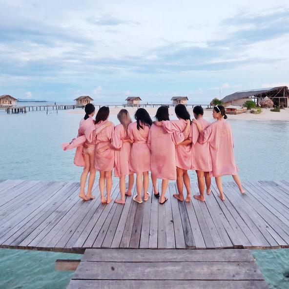 paket wisata pulau cinta gorontalo