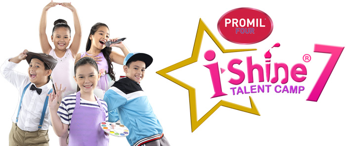 Promil Four i-Shine Talent Camp 7