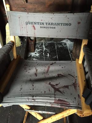 Quentin Tarantino - La silla del director