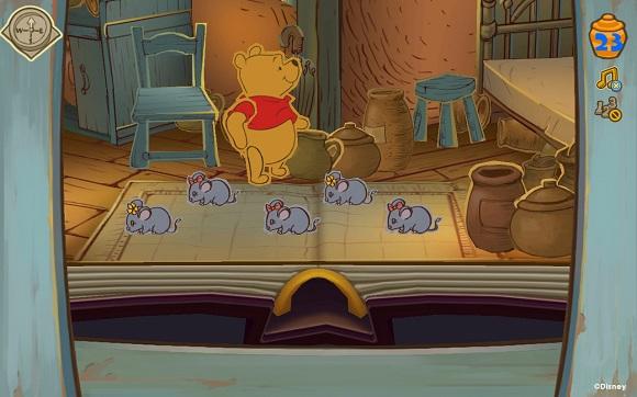 download bear pooh games pc