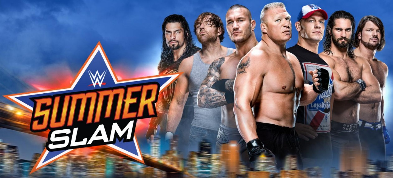 SummerSlam      Winner Result  REPEAT TELECAST Date Time in India