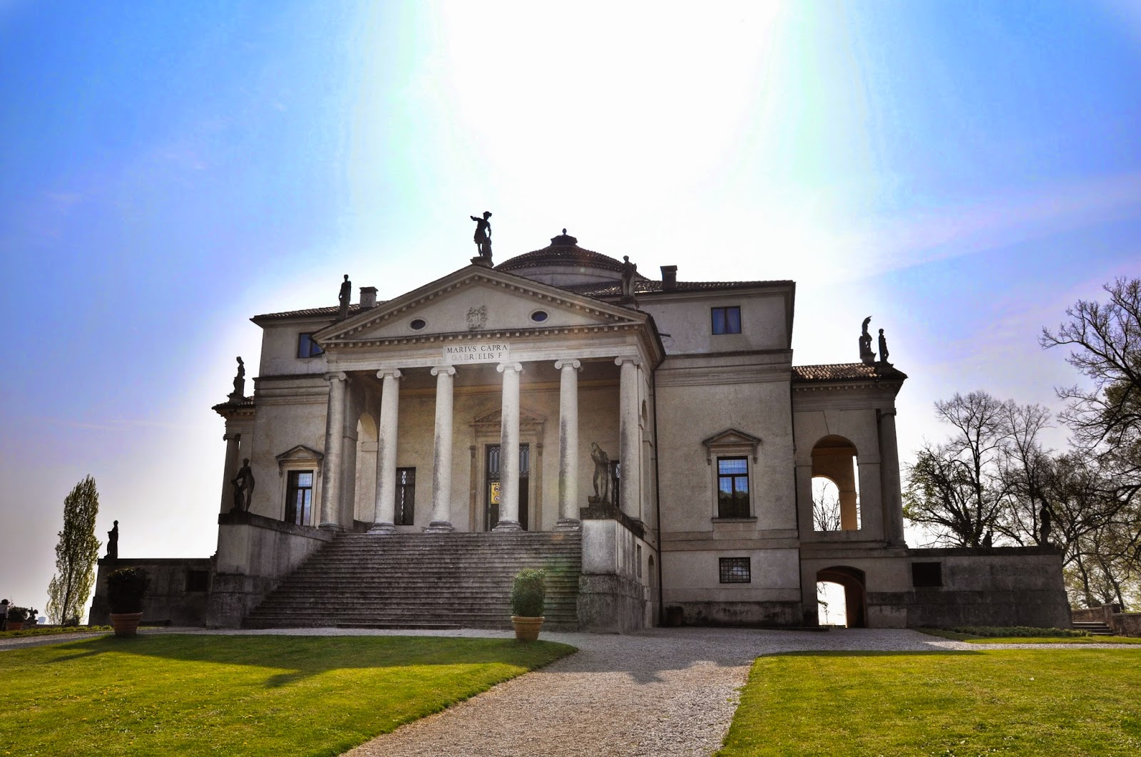 Villa Capra La Rotonda, Vicenza, Italy