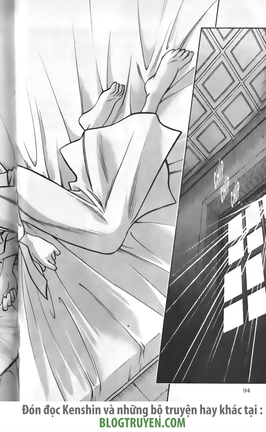 Rurouni Kenshin chap 211 trang 18
