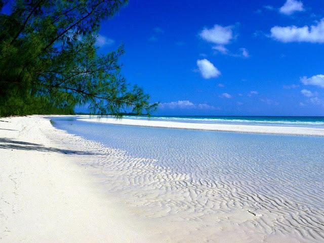 Beautiful Place Grand Baham Island