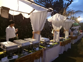 Catering di Bali Wedding