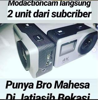 modmic actioncam bcare X