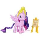MLP Friendship Lessons Twilight Sparkle Brushable Pony