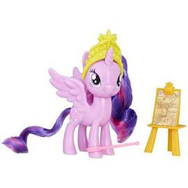 My Little Pony Friendship Lessons Twilight Sparkle Brushable Pony