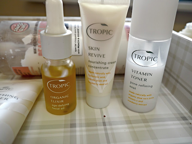 natural vegan cruelty free skincare routine tropic skincare