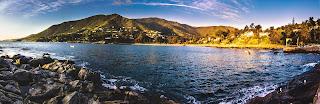 Bahía Playa de Zapallar Valparaíso