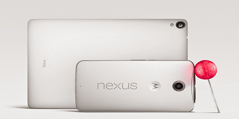 Officially Unveiled Nexus 9