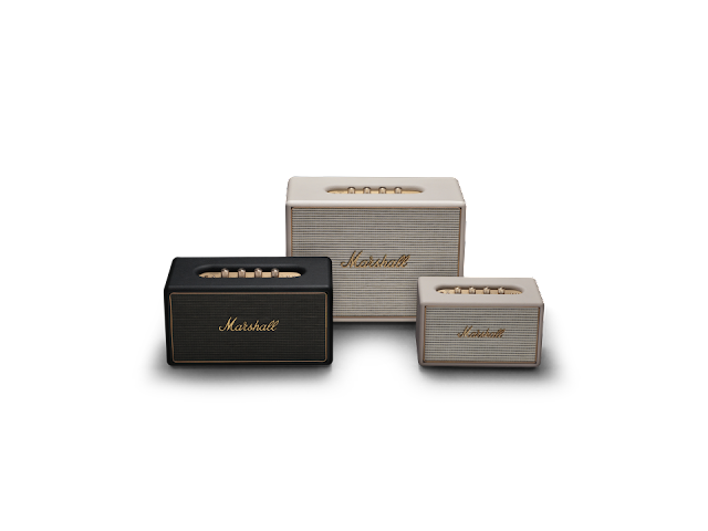 COME TOGETHER WITH THE MARSHALL WIRELESS MULTI-ROOM SYSTEM