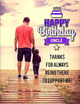 Birthday Wishes To Uncle