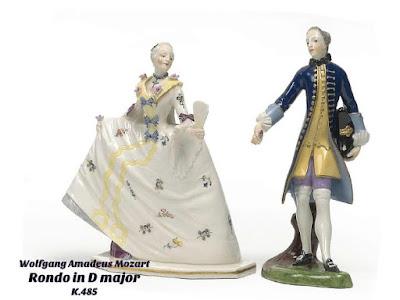 детские песни моцарта слушать