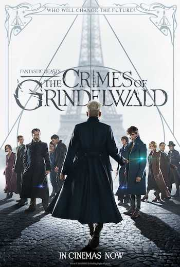 Fantastic Beasts The Crimes Of Grindelwald 2018 Dual Audio Hindi Full Movie Download