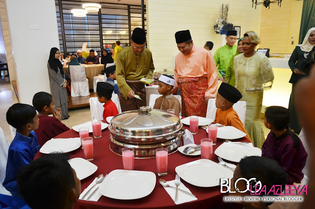 Program Amal Ancasa Royale, Pekan Sempena Bulan Ramadhan