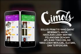 Cimols Aplikasi Toko Online Android