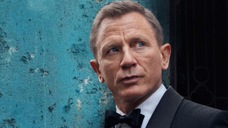 No Time to Die, James Bond, Daniel Craig, Movie, 4K, #5.1443